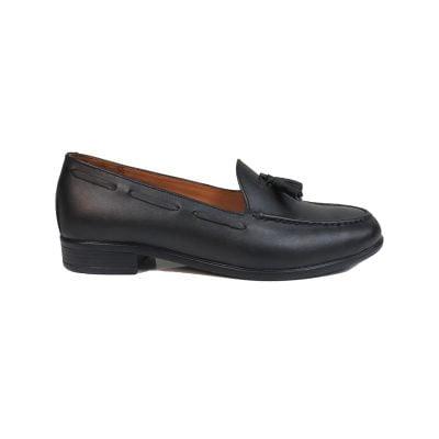 کفش چرم مهپا