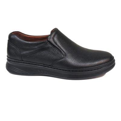 کفش چرم مردانه مهپا