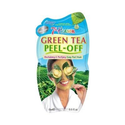 ماسک لایه بردار چای سبز