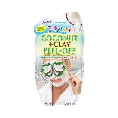 ماسک لایه بردار نارگیل و خاک رس
